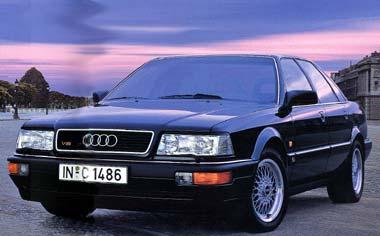 Audi V8 1