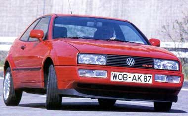 Volkswagen Corrado 1