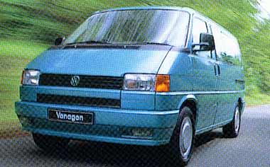Volkswagen Vanagon 1