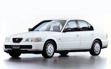 Honda Ascot 1