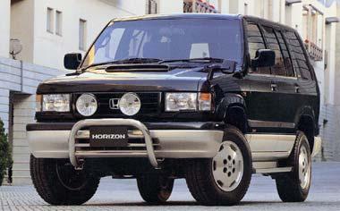 Honda Horizon 1