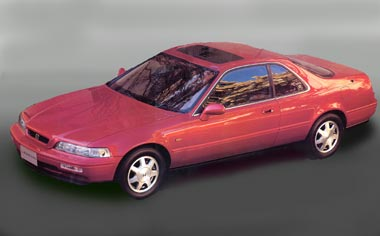 Honda Legend Coupe 1