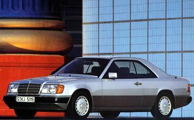 Mercedes-Benz Midium Class