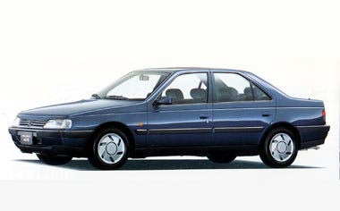 Peugeot 405 1
