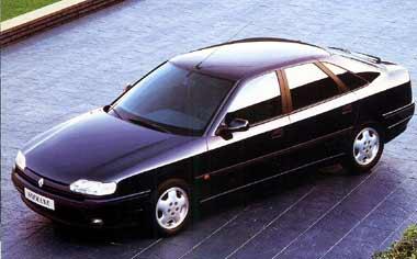 Renault Safrane 1