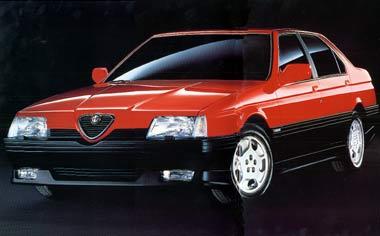 Alfa Romeo 164 1