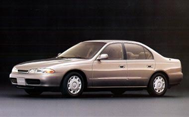Mitsubishi Eterna 1