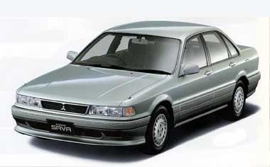 Mitsubishi Eterna Sava