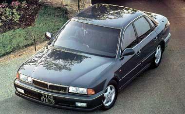 Mitsubishi Sigma 1