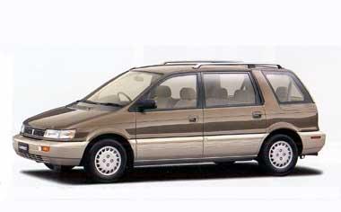 Mitsubishi Chariot 1