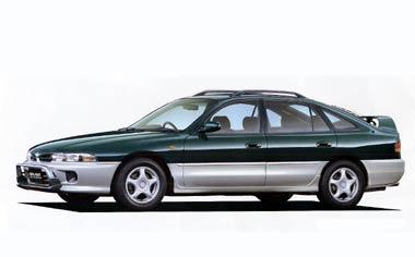 Mitsubishi Galant Sports 1