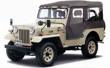 Mitsubishi Jeep