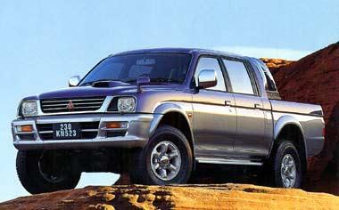 Mitsubishi Strada 1