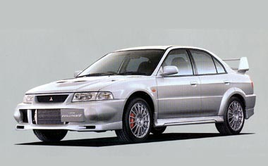 Mitsubishi Lancer Evolution 1