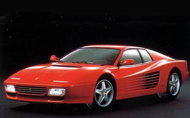Ferrari 512TR 1