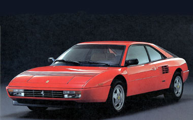 Ferrari Mondial T 1