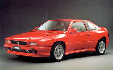 Maserati Shamal 1