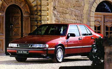 Saab 9000 1