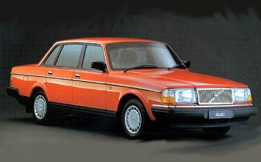 Volvo 240 1