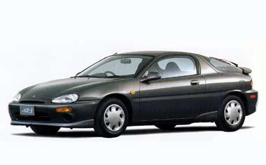 Mazda AZ-3 1