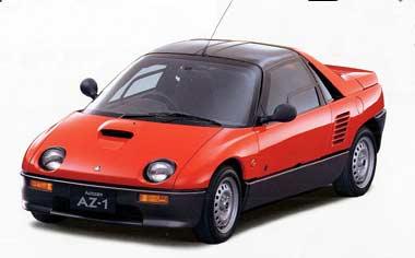 Mazda AZ-1 1