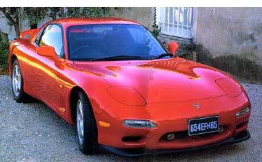 Mazda Enfini RX-7