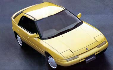 Mazda Eunos100 1