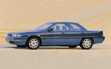 Mazda Eunos300 1