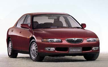 Mazda Eunos 500 1
