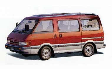 Mazda Eunos Cagowagon 1