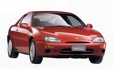 Mazda Eunos Prreso 1
