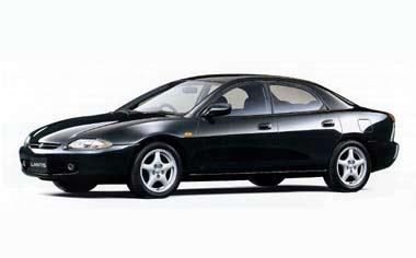 Mazda Lantis 1
