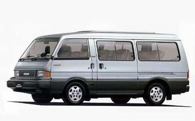 Mazda Bongo Bronee Wagon 1
