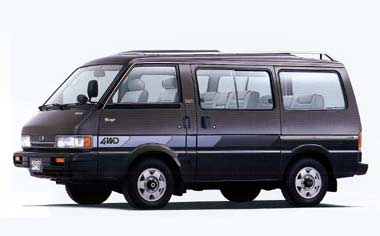 Mazda Bongo Wagon 1