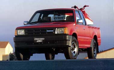 Mazda Proceed