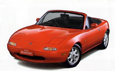Mazda Eunos Roadster 1