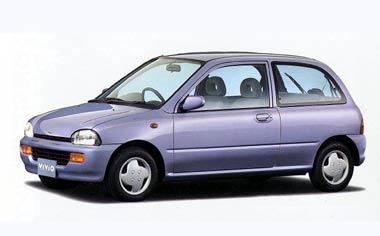 Subaru Vivio 1
