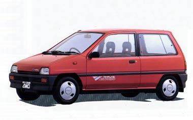 Subaru REX 1