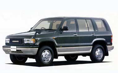 Subaru Bighorn 1
