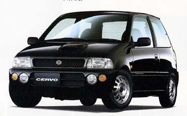 Suzuki Cervo Mode