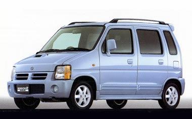 Suzuki Wagon R Wide 1