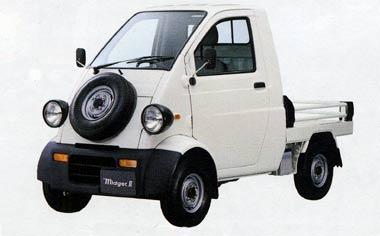 Daihatsu Midgetii 1