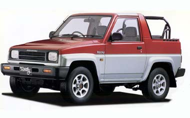 Daihatsu Rocky 1