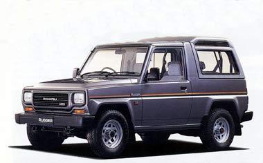 Daihatsu Rugger 1