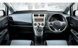 Toyota Ractis X 4WD CVT 1.5 (2013)