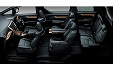 Toyota Alphard Hybrid HYBRID X 7PASS 4WD CVT 2.5 (2015)