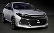 Toyota Harrier PREMIUM ADVANCED PACKAGE STYLE MAUVE CVT 2.0 (2015)