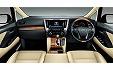 Toyota Alphard Hybrid HYBRID LOYAL LOUNGE SP 4PASS 4WD CVT 2.5 (2015)