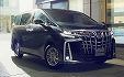 Toyota Alphard Hybrid HYBRID S 7PASS 4WD CVT 2.5 (2018)