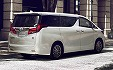 Toyota Alphard Hybrid HYBRID X SIDE LIFT UP TILT SEAT 7PASS 4WD CVT 2.5 (2018)